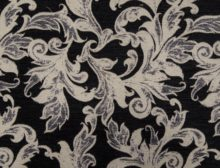 ALTEA – BLACK - HIBOTEX INDUSTRIES - Manufacturer and Exporter of high quality woven Jacquard Furnishing & Garment Fabrics - Jacquard Fabric Manufacturer & Exporter offering wide range of woven quality fabrics