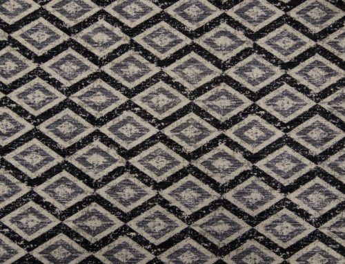 ALTEA DIAMOND – BLACK - HIBOTEX INDUSTRIES - Manufacturer and Exporter of high quality woven Jacquard Furnishing & Garment Fabrics - Jacquard Fabric Manufacturer & Exporter offering wide range of woven quality fabrics