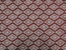 ALTEA DIAMOND – RED - HIBOTEX INDUSTRIES - Manufacturer and Exporter of high quality woven Jacquard Furnishing & Garment Fabrics - Jacquard Fabric Manufacturer & Exporter offering wide range of woven quality fabrics