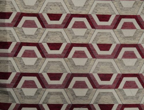 BLAZE – MAROON - HIBOTEX INDUSTRIES - Manufacturer and Exporter of high quality woven Jacquard Furnishing & Garment Fabrics - Jacquard Fabric Manufacturer & Exporter offering wide range of woven quality fabrics