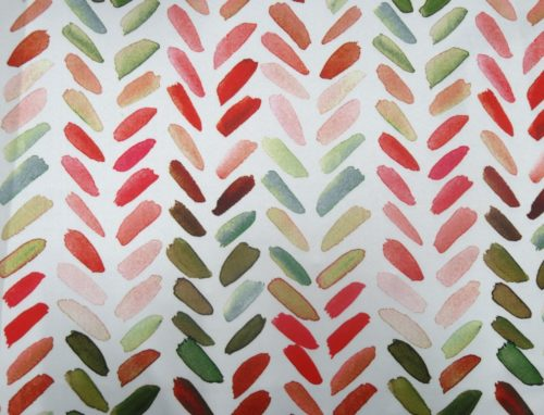 Aster Abstract – Watermelon - HIBOTEX INDUSTRIES - Manufacturer and Exporter of high quality woven Jacquard Furnishing & Garment Fabrics - Jacquard Fabric Manufacturer & Exporter offering wide range of woven quality fabrics