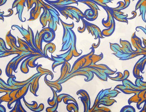 Dallas Damask – Blue - HIBOTEX INDUSTRIES - Manufacturer and Exporter of high quality woven Jacquard Furnishing & Garment Fabrics - Jacquard Fabric Manufacturer & Exporter offering wide range of woven quality fabrics