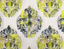 Dallas Damask – Lime - HIBOTEX INDUSTRIES - Manufacturer and Exporter of high quality woven Jacquard Furnishing & Garment Fabrics - Jacquard Fabric Manufacturer & Exporter offering wide range of woven quality fabrics