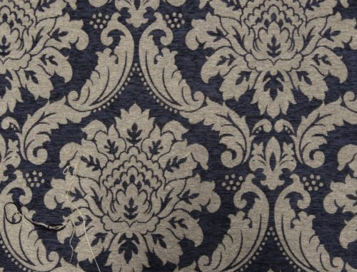 EUROPA – GREY BLUE - HIBOTEX INDUSTRIES - Manufacturer and Exporter of high quality woven Jacquard Furnishing & Garment Fabrics - Jacquard Fabric Manufacturer & Exporter offering wide range of woven quality fabrics