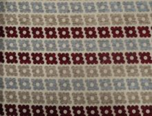 LUIS – RED - HIBOTEX INDUSTRIES - Manufacturer and Exporter of high quality woven Jacquard Furnishing & Garment Fabrics - Jacquard Fabric Manufacturer & Exporter offering wide range of woven quality fabrics