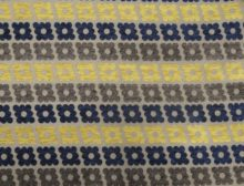 LUIS – NAVY GREY - HIBOTEX INDUSTRIES - Manufacturer and Exporter of high quality woven Jacquard Furnishing & Garment Fabrics - Jacquard Fabric Manufacturer & Exporter offering wide range of woven quality fabrics