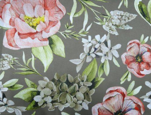 Tropico – Grey Green - HIBOTEX INDUSTRIES - Manufacturer and Exporter of high quality woven Jacquard Furnishing & Garment Fabrics - Jacquard Fabric Manufacturer & Exporter offering wide range of woven quality fabrics