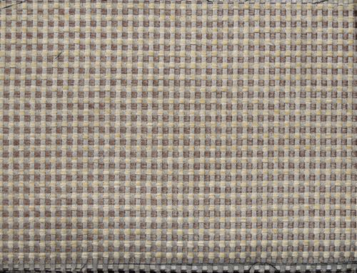 Chenille Nano Chex – CREAM - HIBOTEX INDUSTRIES - Manufacturer and Exporter of high quality woven Jacquard Furnishing & Garment Fabrics - Jacquard Fabric Manufacturer & Exporter offering wide range of woven quality fabrics