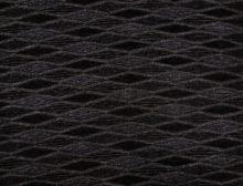 ORLEAANCE 4 – DK BLACK - HIBOTEX INDUSTRIES - Manufacturer and Exporter of high quality woven Jacquard Furnishing & Garment Fabrics - Jacquard Fabric Manufacturer & Exporter offering wide range of woven quality fabrics