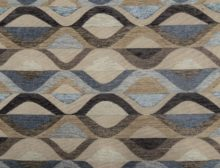 VALENCIA – SKY BLUE & GREY - HIBOTEX INDUSTRIES - Manufacturer and Exporter of high quality woven Jacquard Furnishing & Garment Fabrics - Jacquard Fabric Manufacturer & Exporter offering wide range of woven quality fabrics